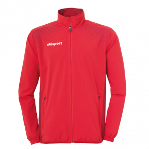 GOAL PRESENTATION JACKET rojo/burdeos UHLSPORT