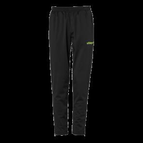 SCORE CLASSIC PANTS negro/verde fluor UHLSPORT