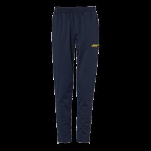 SCORE CLASSIC PANTS azul marino/amarillo fluo UHLSPORT