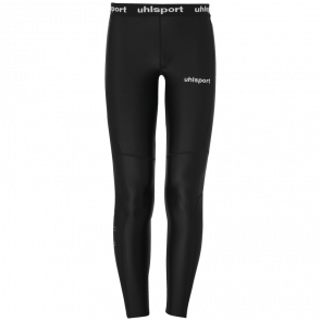 UHLSPORT LONG TIGHTS negro UHLSPORT