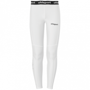 DISTINCTION PRO LONG TIGHTS white UHLSPORT