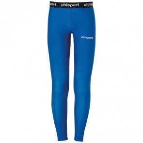 DISTINCTION PRO LONG TIGHTS blue UHLSPORT