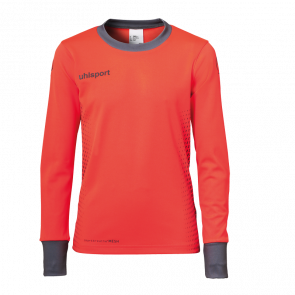 SCORE GOALKEEPER SET JUNIOR fluo rot/grau UHLSPORT