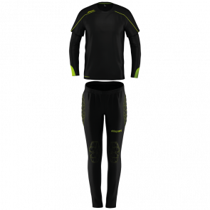 STREAM 22 TORWART-SET JUNIOR black UHLSPORT