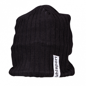 UHLSPORT Knitted Cap negro UHLSPORT