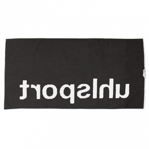 UHLSPORT Towel blanco/negro UHLSPORT