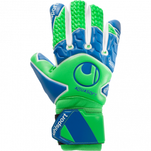 UHLSPORT AQUASOFT HN verde fluor/azul pacífico UHLSPORT