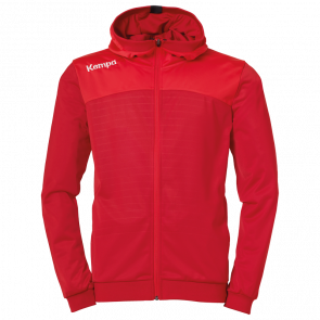 EMOTION 2.0 HOOD JACKET red KEMPA