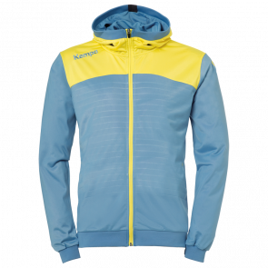 EMOTION 2.0 HOOD JACKET blue KEMPA