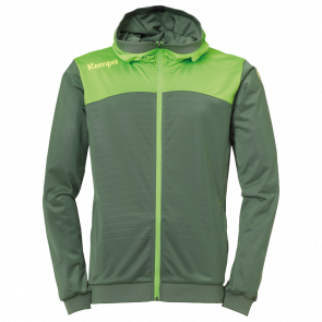 EMOTION 2.0 HOOD JACKET green KEMPA