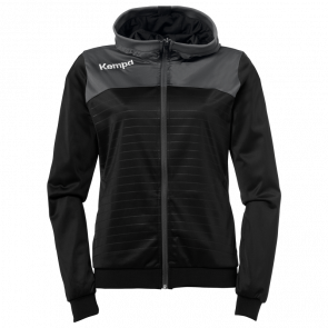 EMOTION 2.0 HOOD JACKET WOMEN verde KEMPA