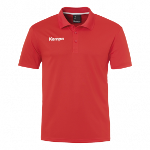 POLY POLO SHIRT Rojo KEMPA