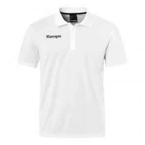 POLY POLO SHIRT Blanco KEMPA