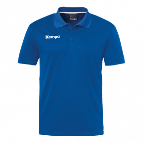 POLY POLO SHIRT Azul Royal KEMPA