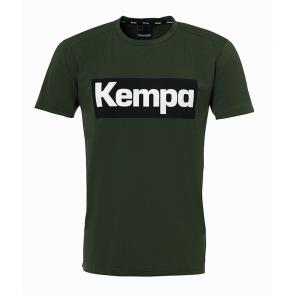 LAGANDA T-SHIRT verde profundo KEMPA