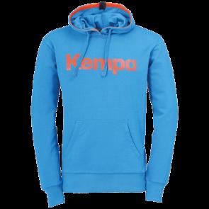 GRAPHIC HOODY kempa azul KEMPA