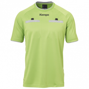 REFEREE SHIRT verde esperanza KEMPA