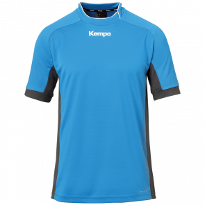 PRIME SHIRT kempa azul/antracita KEMPA