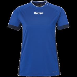 PRIME SHIRT WOMEN azul royal/azul marino KEMPA