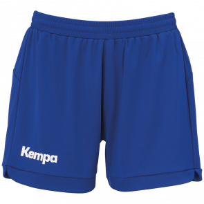 PRIME SHORTS WOMEN azul royal KEMPA