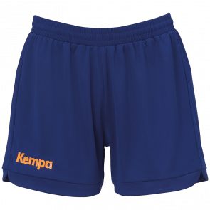 PRIME SHORTS WOMEN azul deep KEMPA
