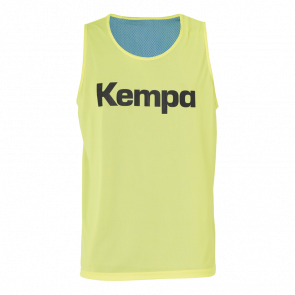REVERSIBLE TRAINING BIB amarillo fluor KEMPA