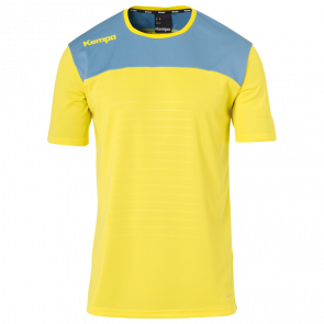 EMOTION 2.0 SHIRT yellow KEMPA