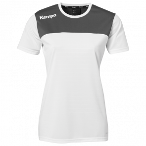 EMOTION 2.0 SHIRT WOMEN white KEMPA