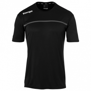 EMOTION 2.0 POLY SHIRT black KEMPA