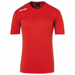 EMOTION 2.0 POLY SHIRT red KEMPA