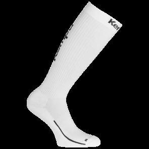 LONG SOCKS blanco/negro KEMPA