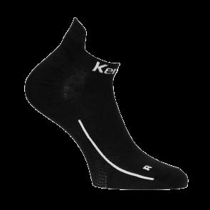 LOW CUT SOCKS (2-PACK) black KEMPA