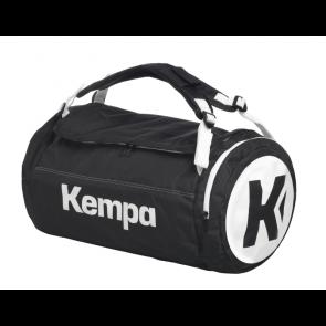 K-LINE BAG (40L) negro/blanco KEMPA