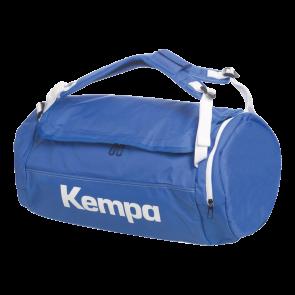 K-LINE BAG (40L) azul royal/blanco KEMPA