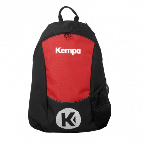 BACKPACK TEAM negro/rojo KEMPA