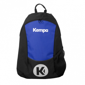 BACKPACK TEAM negro/azul royal KEMPA