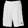 CENTER BASIC II Shorts without slip blanco UHLSPORT