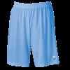 CENTER BASIC II Shorts without slip celeste UHLSPORT