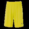 CENTER BASIC II Shorts without slip lima amarillo UHLSPORT