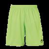 CENTER BASIC II SHORTS WITHOUT SLIP verde flash UHLSPORT