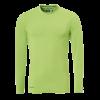 uhlsport Baselayer shirt LS verde flash UHLSPORT