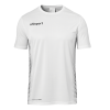 SCORE KIT SS blanco/negro UHLSPORT