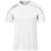 STREAM 22 SHIRT SHORTSLEEVED BLANCO UHLSPORT