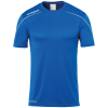 STREAM 22 SHIRT SHORTSLEEVED AZUL UHLSPORT