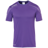 STREAM 22 SHIRT SHORTSLEEVED MORADO UHLSPORT