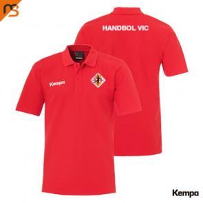 CLASSIC POLO rojo HANDBOL VIC