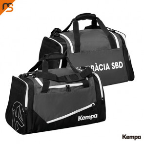 SPORTS BAG black CLUB ESPORTIU OAR GRACIA SABAD
