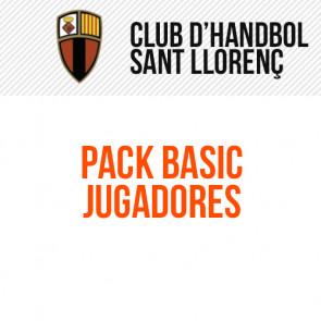 PACK BASIC JUGADORA HANDBOL SANT LLORENÇ
